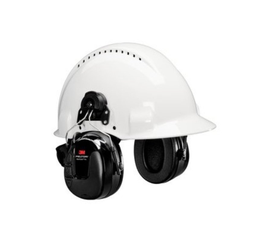 Soporte para casco Peltor WorkTunes Pro AM / FM